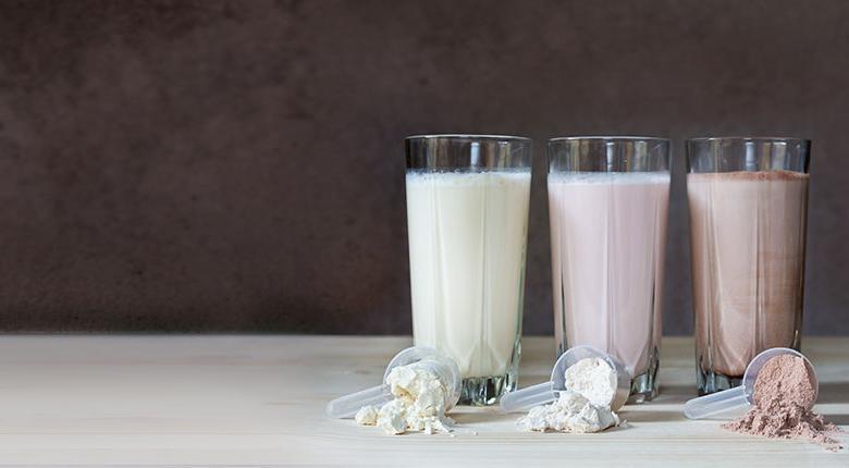 Протеиновые продукты при похудении