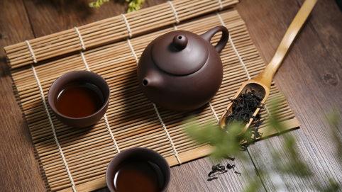 Чай, зеленый чай, чёрный чай, чай от ожирения, чай для похудения