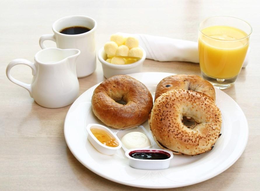 завтрак углеводный