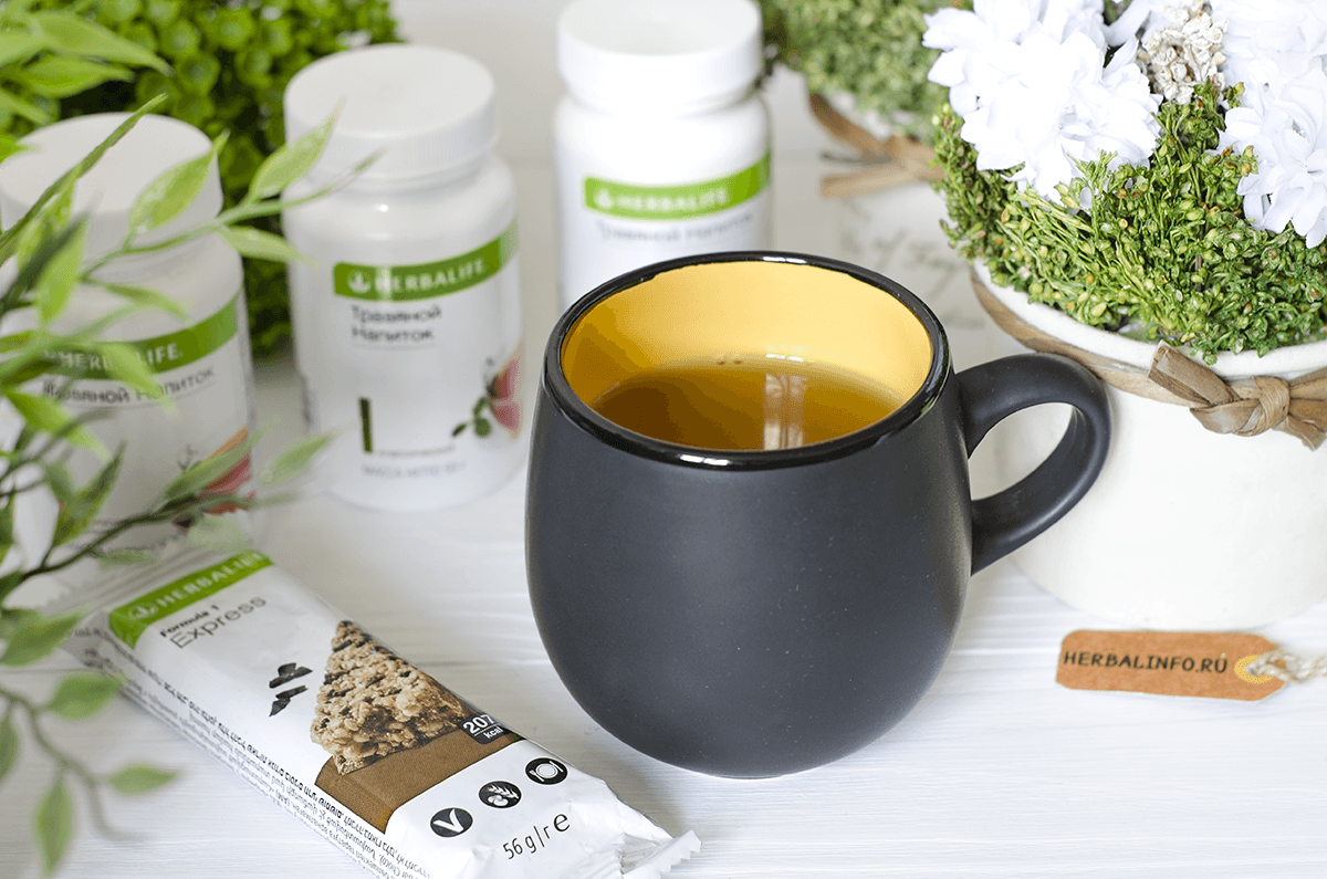 чай гербалайф herbal tea concentrate herbalife nutrition