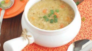 вегетарианский суп, диетический суп, рецепт лёгкого супа