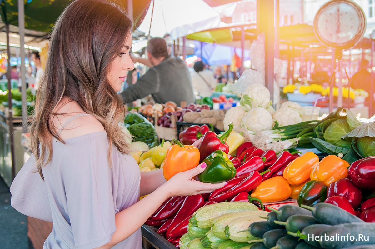 Нитраты, как выбрать овощи и фрукты