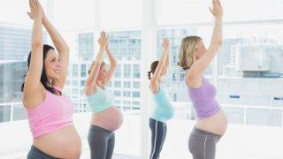фитнес при беременности, физические нагрузки
