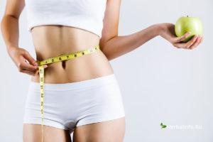 остановка веса при похудении