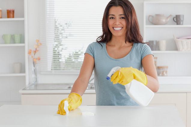 уборка дома, фитнес