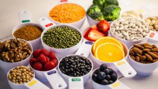 раздельное питание, меню для похудения