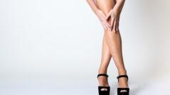 массаж для похудения ног