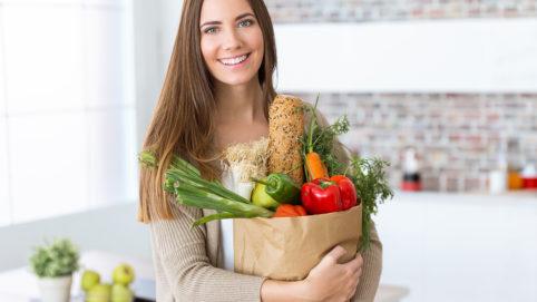 здоровое питание, полезное питание