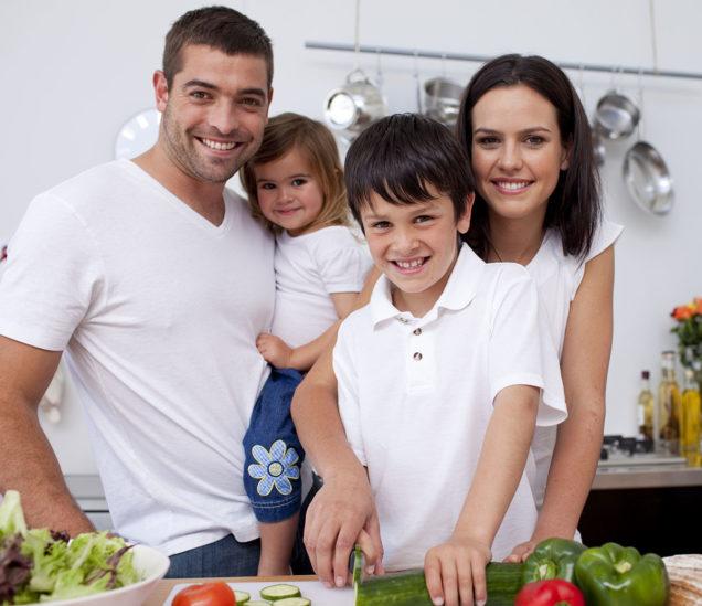 похудеть всей семье