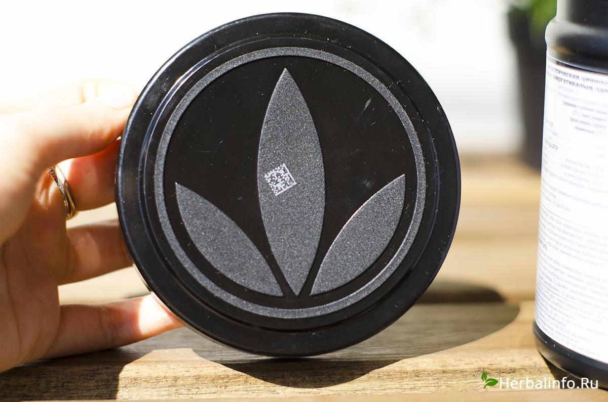 логотип на крышке продукта СиАр 7