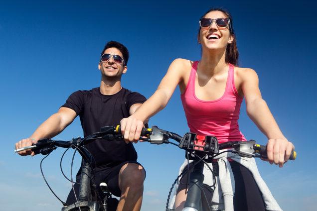 сжигание жира, велосипед, похудеть на велосипеде, кардиотренировка, кардио, кардионагрузки, похудеть