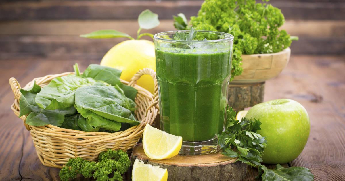 зеленый коктейль для похудения гербалайф