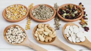 Зёрна, орехи, бобы и семена – вред или польза?