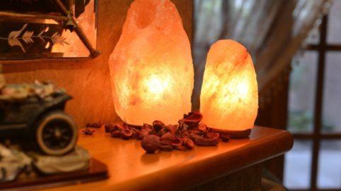 гималайская солевая лампа, как отличить подделку