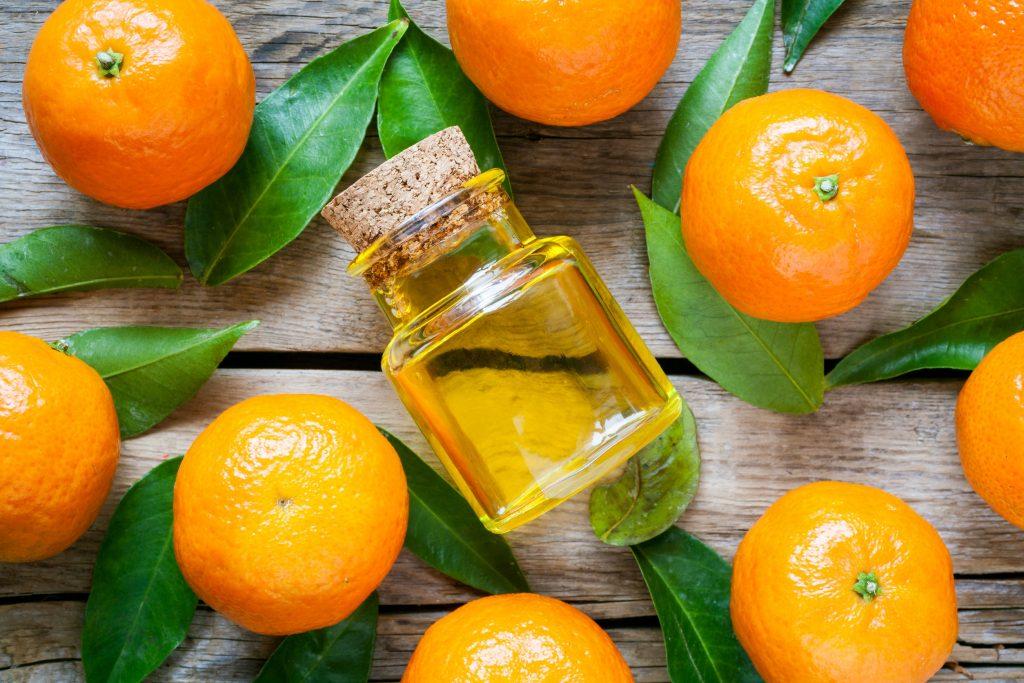 эфирные масла цитрусовых от целлюлита