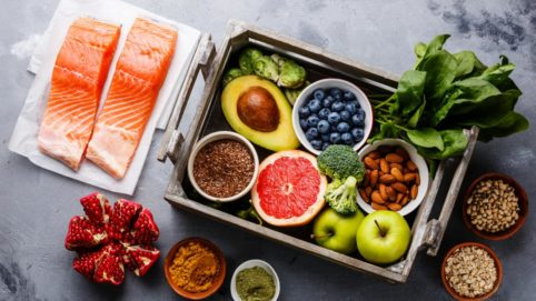 superfood суперфуды суперпродукты