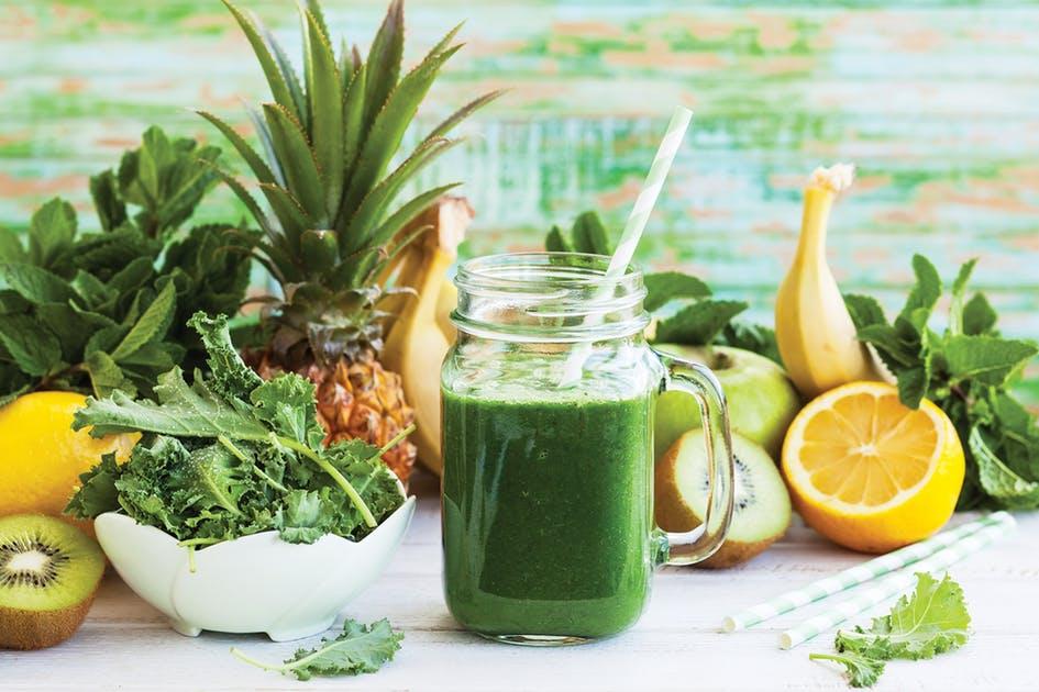 зачем нужны зеленые коктейли