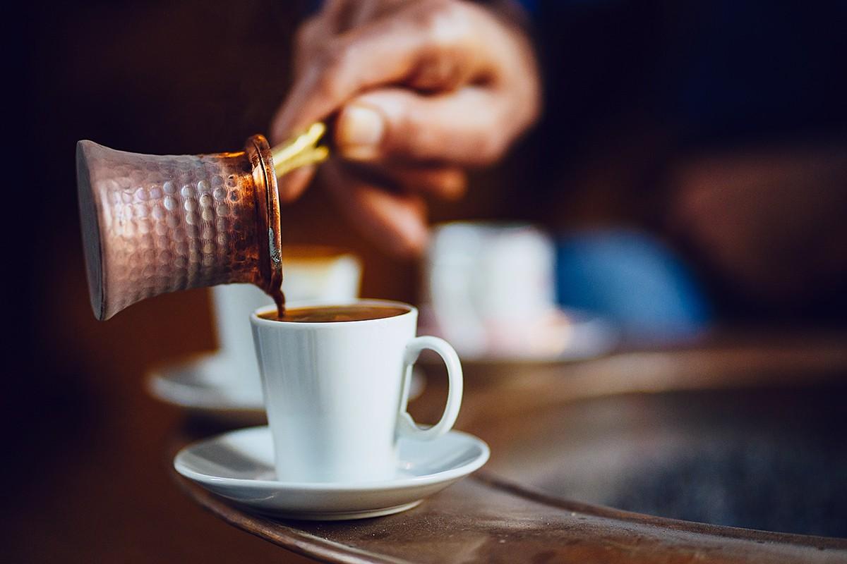 турецкий кофе польза, рецепт, как приготовить правильно