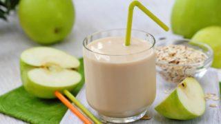 можно ли разводить овсяно-яблочный напиток гербалайф горячей водой