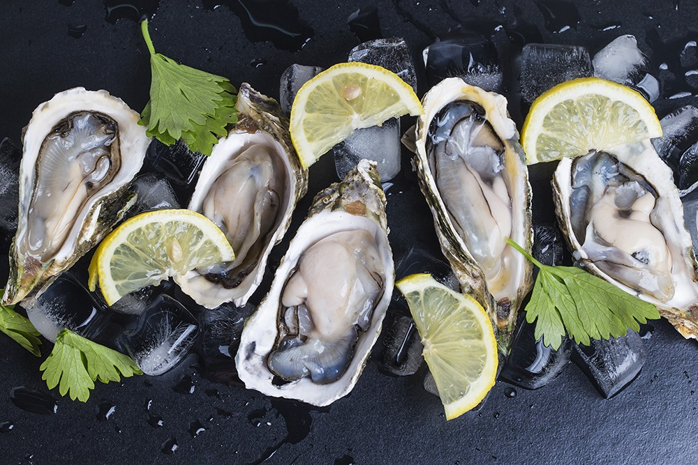 морепродукты оксалаты