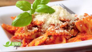 паста / макароны из продуктов гербалайф рецепт