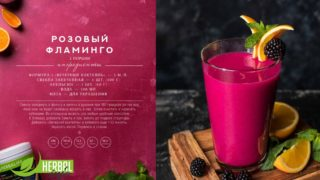 рецепт коктейля гербалайф нп