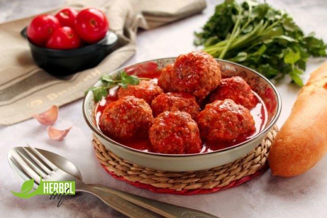 томатные шарики из гербалайф продуктов