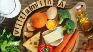 Витамин А в Гербалайф содержится