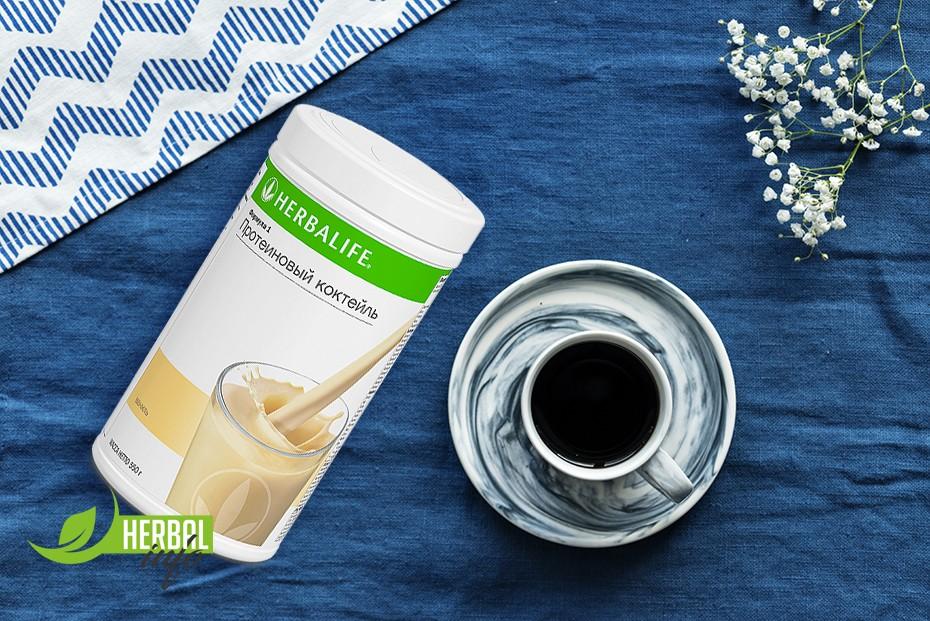 Содержание витамина Б2 в продуктах Гербалайф
