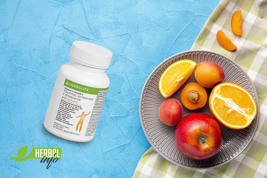 где в гербалайф содержитсяниацин витамин B3 витамин PP