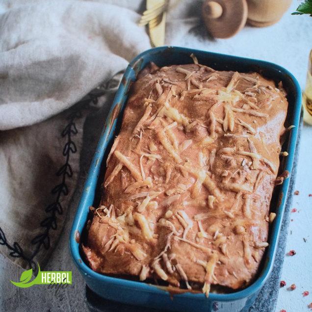 Рецепт лазаньи из продуктов Гербалайф