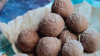 конфеты из коктейля Гербалайф крем брюле и капучино